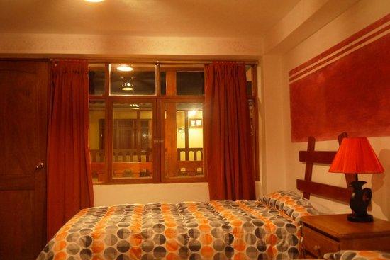 Inka Paradise Hotel: Simple