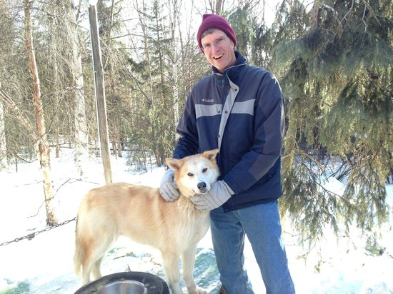 Alaskan Tails of the Trail with Mary Shields : Bill and Too Sweet :-)