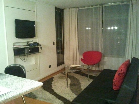 Brizen Apartments : sala