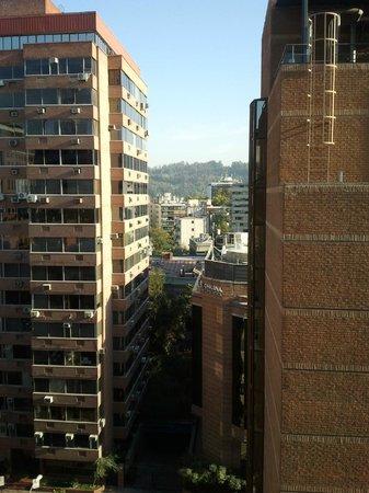 Brizen Apartments : vista lateral