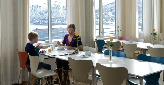 Hotel St-Elisabeth: Breakfast
