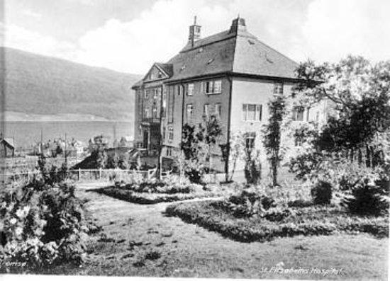 Hotel St-Elisabeth: Historical building build in 1912