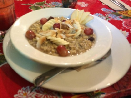 Rebar Modern Food: Hot Cereal