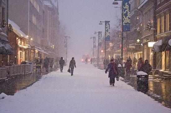 Hotel St-Elisabeth: winter Tromsø