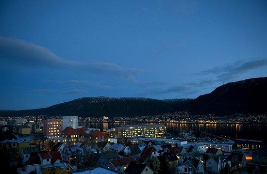 Hotel St-Elisabeth: view