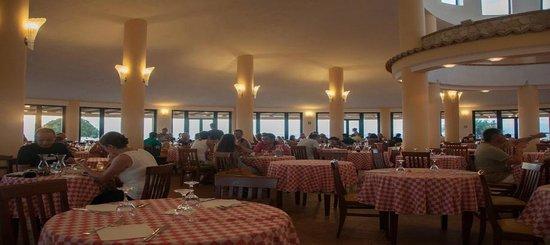 Villaggio Torre Ruffa Robinson: Ristorante