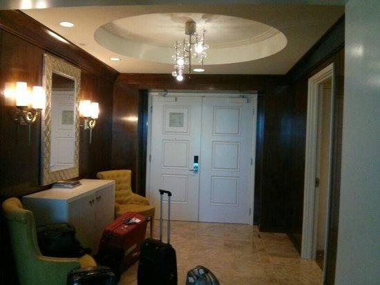 bedroom suite picture of trump international hotel las vegas las