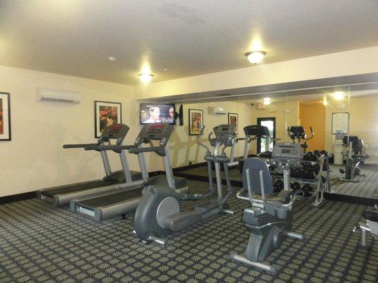 Staybridge Suites Tucson Airport: Fitness