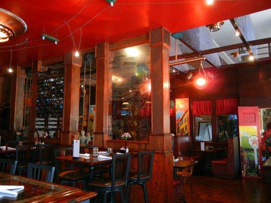Bisbee's Tavolo: Bisbee's Table...dining room