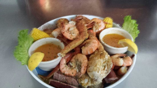 Bubba Jax Crab Shack : Combo for 2