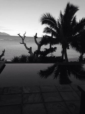 Tokoriki Island Resort: Breathtaking view from our villa
