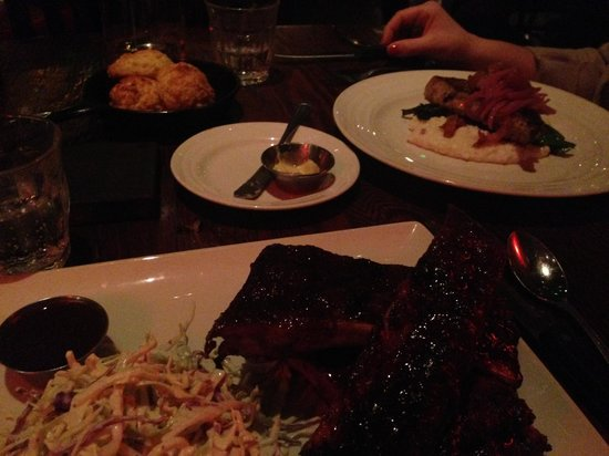 Farmstead at Long Meadow Ranch: Ribs and Slaw