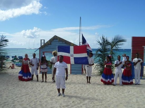 Viva Wyndham Dominicus Palace : fete nationale dominicaine