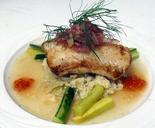 Lancellotti Dining Room at Geneva on the Lake: Suberb, creative cuisine using local farm fresh ingredients