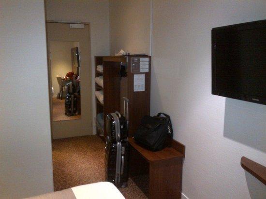 Brit Hotel Tours Sud - Le Cheops: chambre