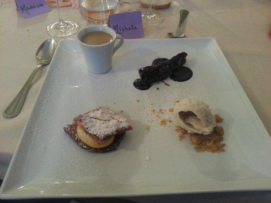l' Hostaria di Via Roma: paradisiaci....dolci