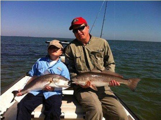 2 castaway fishing redfish charters cocoa beach 2018 for Cocoa beach fishing charters