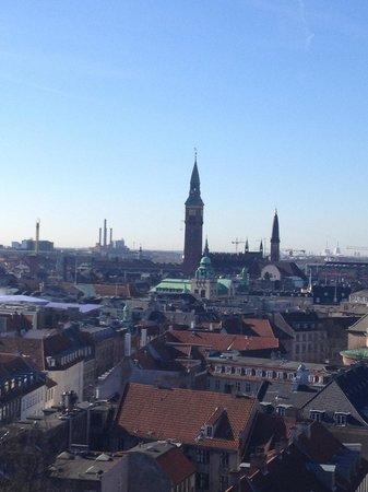 Rundetårn : View from Round Tower