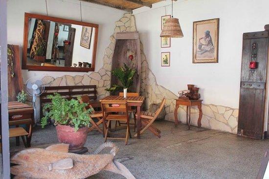 Restaurante La Villa Del Chef: inside