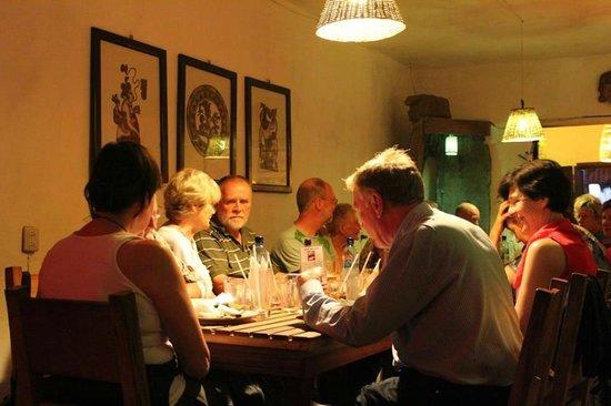 Restaurante La Villa Del Chef: guests