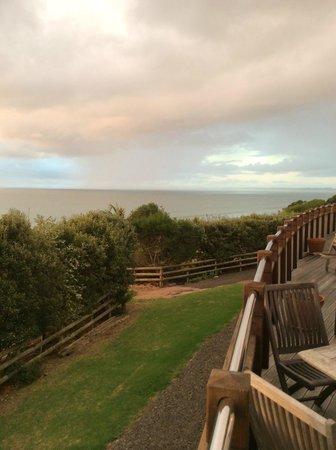 Ahipara Bay Motel: from the balcony