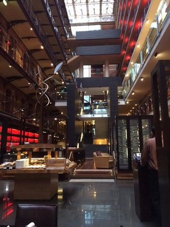 InterContinental Melbourne The Rialto: lindo