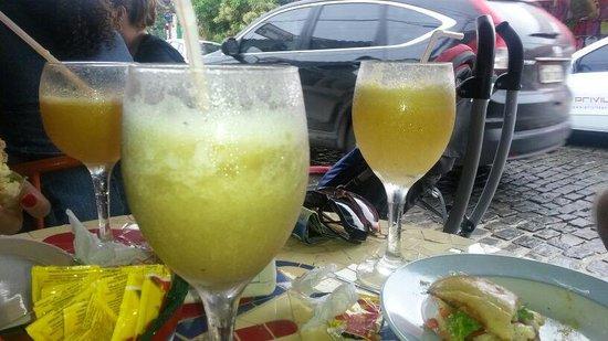 Sukao Bar : jugos naturales
