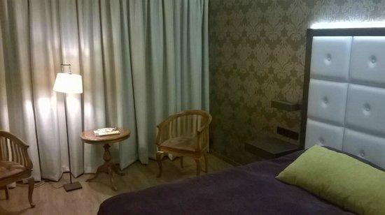 Kasteel Bloemendal: Room downstairs