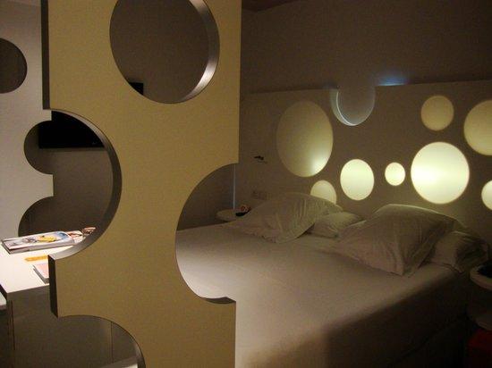 Room Mate Pau: Cama muy comoda