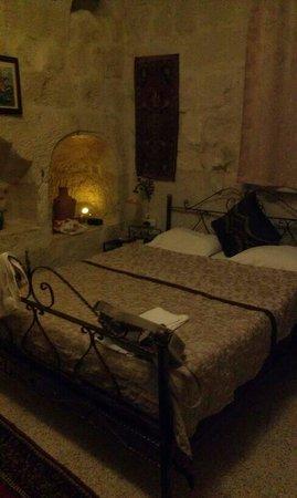 Caravanserai Cave Hotel: мой самый любимый номер в отеле. высокий потолок, относительно много пространства, симпатичное о