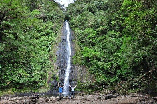 El Silencio Lodge & Spa: La Promesa Waterfall