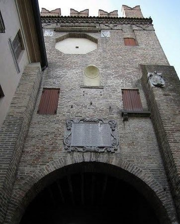 Rovigo, Italia: Entrata Porta San Bortolo