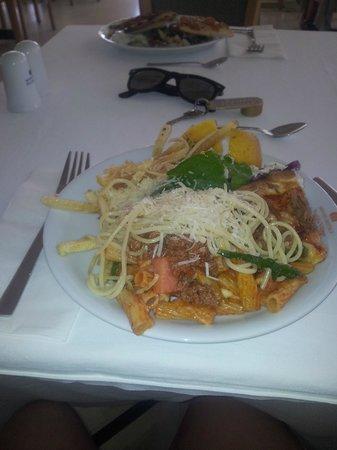 Mitsis Family Village Beach Hotel: Gorgeous Food