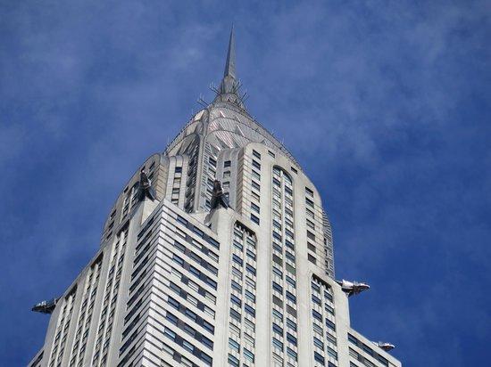 Context New York Tours: Chrysler Building