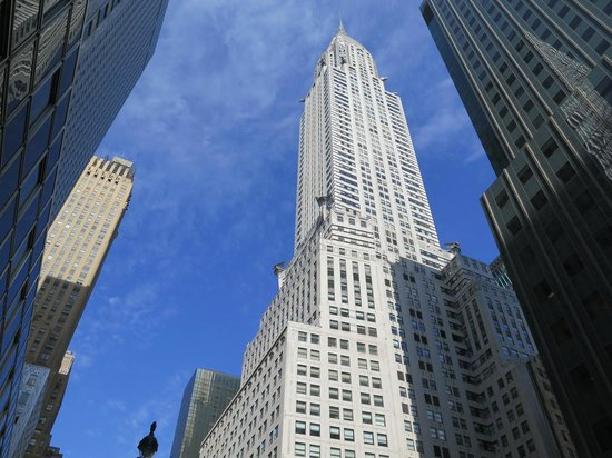 Context New York Tours: Chrysler Building