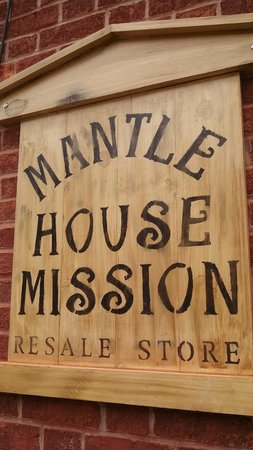 Mantle House Mission Resale Store