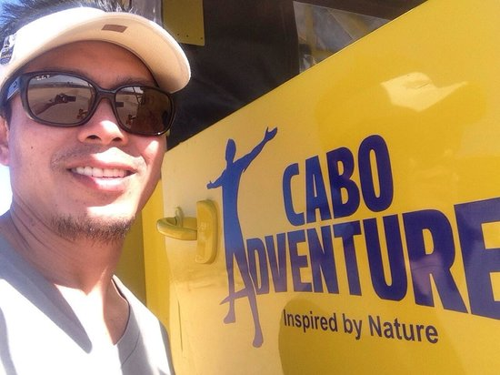 Cabo Adventures: Me