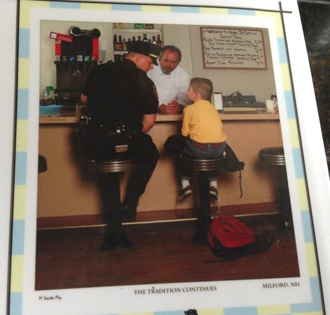 "Union Street Grill: ""Norman Rockwell"""