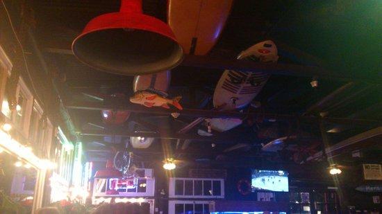 Reel Inn ...il mitico soffitto!