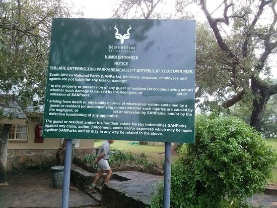 Safari's Direct Day Safaris: Entrada al Parque Kruger
