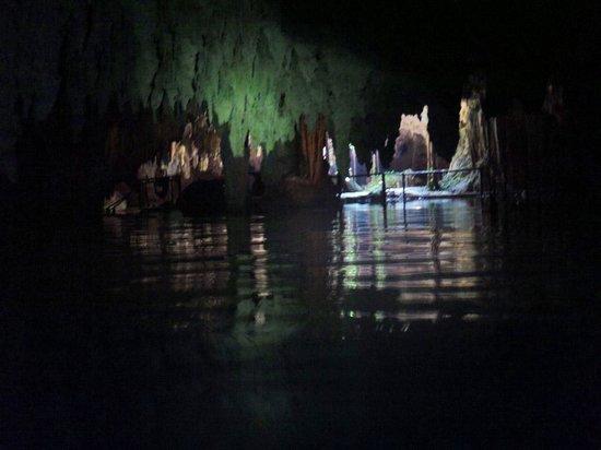 Cenote Chaak Tun: Primer cenote