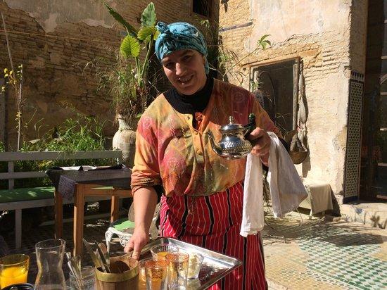 Riad Idrissy : The Best cook in Fez
