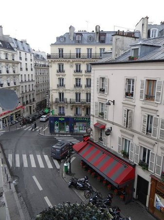 Hôtel Opéra Frochot : Vista