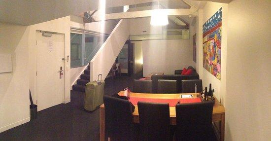 Sullivans Cove Apartments: 2 bedroom loft Morrisons Mill