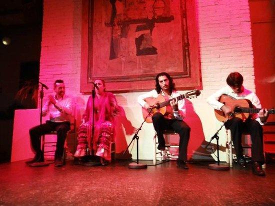 El Tablao de Carmen : Excelentes artistas