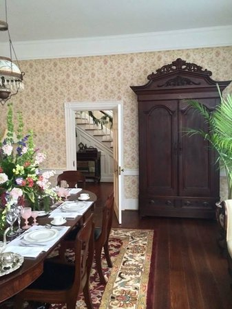 The Johnston-Torbert House Bed & Breakfast