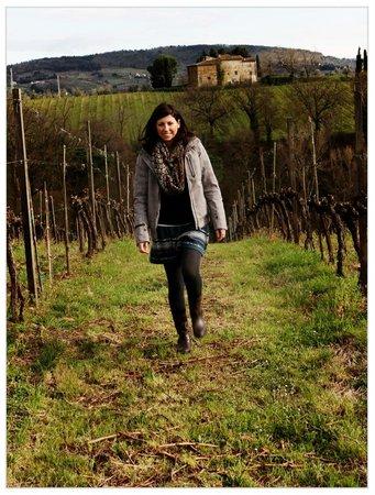Salvadonica - Borgo Agrituristico del Chianti: passeggiando tra le viti