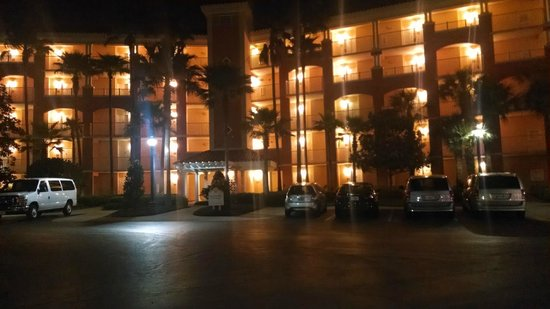Marriott's Grande Vista : Our building