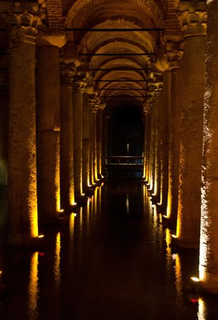 Istanbul Guided Private Tours: Basilica Cistern - Impressive