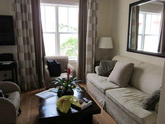 Kimpton Angler's Hotel : living